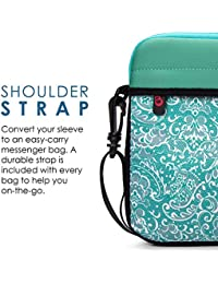 11 inch Multi-functional Portable Carrying Shoulder Messenger bag fits Amazon Kindle Fire HD 10