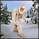 Abominable Snowman/Yeti (Not Bigfoot) Life-size 6 Foot Tall Statue Prop