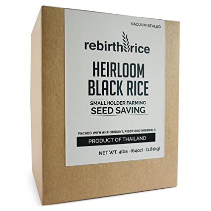 Variaciones de Arroz Negro: Amazon.com: Grocery & Gourmet Food