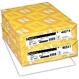 Neenah Exact Index Cardstock wmILr, 250 Sheets, 2Pack (8.5 x 11/90 lb)