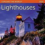 2015 Lighthouses Mini Wall Calendar Ziga Media, LLC