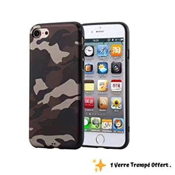 coque iphone 8 military