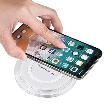 para Iphone 8, Iphone 8 Plus, Iphone X, Sannysis cargador ...