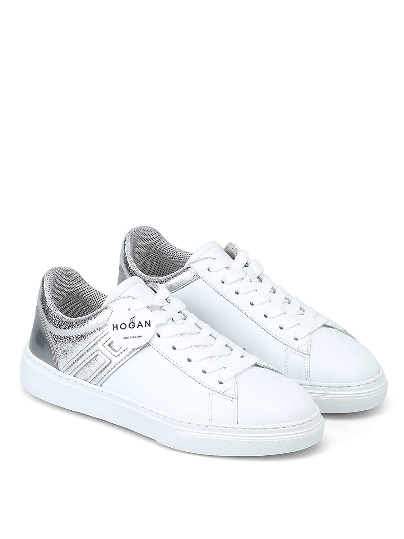 Hogan Sneakers H365 HXW3650J971JCU0351 Bianco Donna Scarpe Scarpe ...