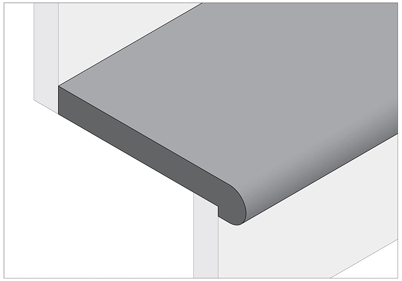 36 Length Length 36 3260536402 Moldings Online Mohawk Crema Collection Rockford Maple Tread
