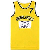 Kukoc Jugoplastika # 7 Camiseta de Baloncesto