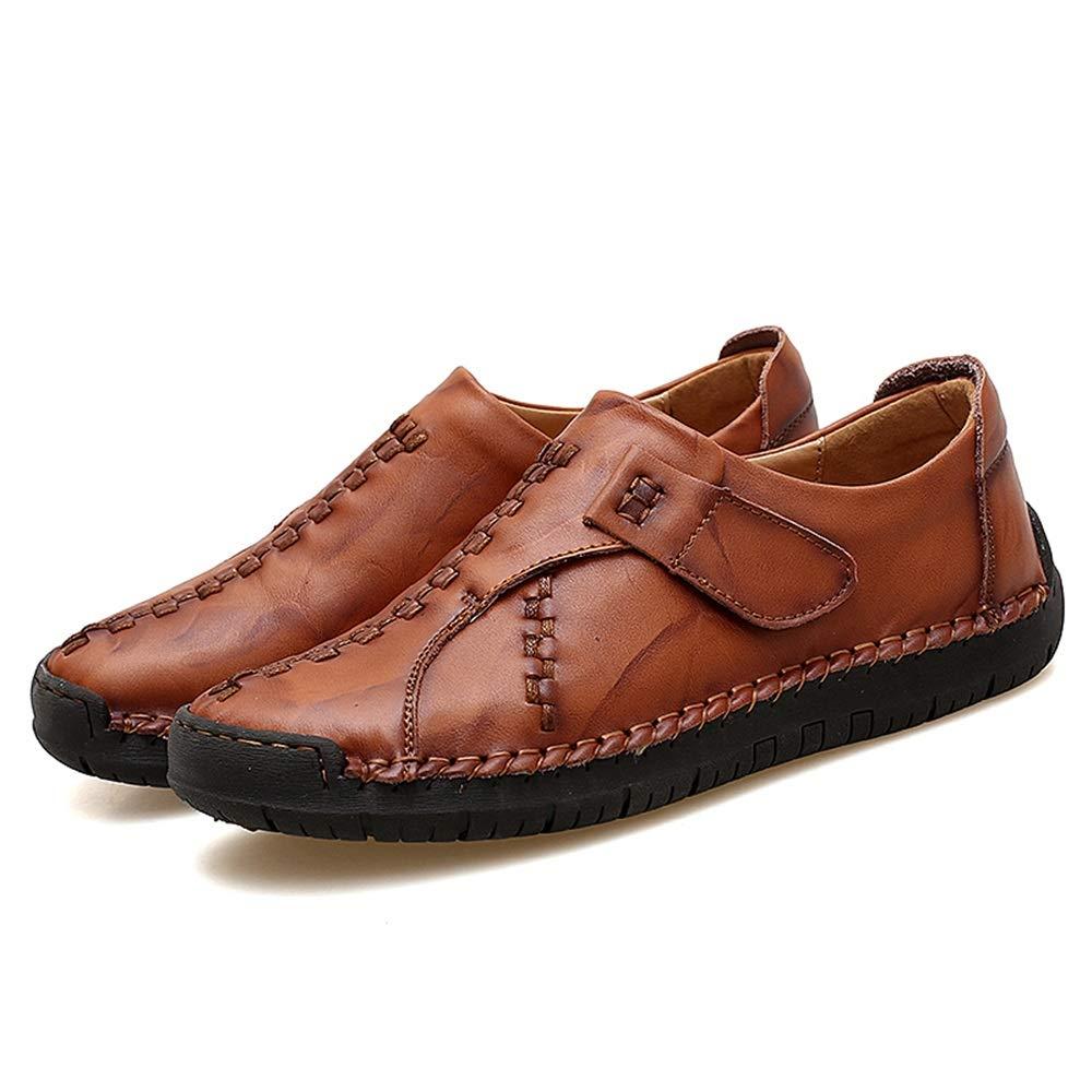 Oxford Casual para Hombre Diseño Diseño Diseño Suave, clásico, cómodo, talón Plano, Tamaño Grande, Deslizamiento, en Zapatos de Ocio f93f50