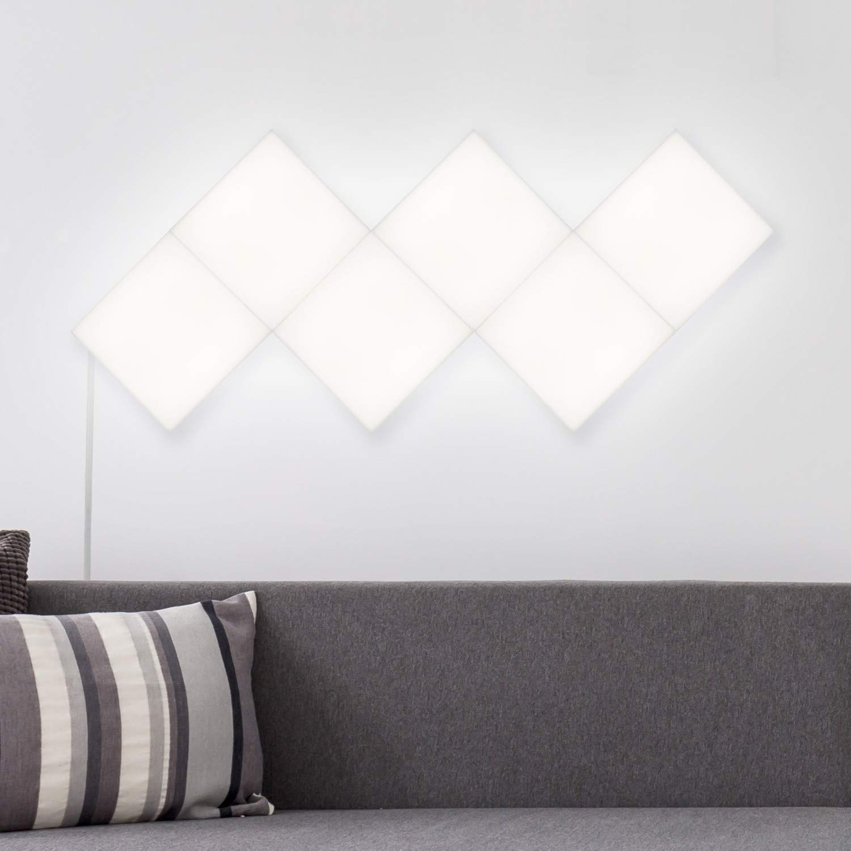 LEDKIA LED Panel Eckig 30x30 cm 10W Hauptbasis Neutrales Weiß 4000K-4500K