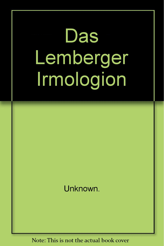 Download Das Lemberger Irmologion pdf