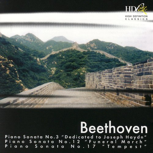 Beethoven: Piano Sonata Nos. 3...