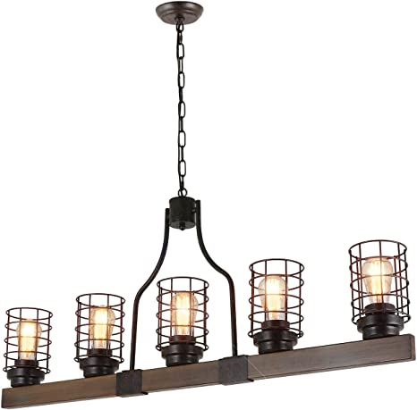 Eumyviv Farmhouse Cage Rustic Chandelier Kitchen Island 5 Lights 42 L Large Linear Industrial Pool Table Pendant Lighting Vintage Edison Ceiling Light Fixture Brown Black C0073 Amazon Com,Printable Version Printable Color Personality Test Printable Red Blue Green Yellow Pdf