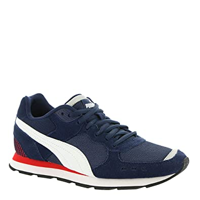 406fabd6ad Image Unavailable. Image not available for. Color: PUMA Vista Jr Boys' Youth  Sneaker 4 M US Big Kid ...