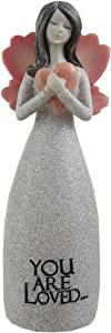 """Carson, Angel Blessings """"You Are Loved"""" Figurine"""