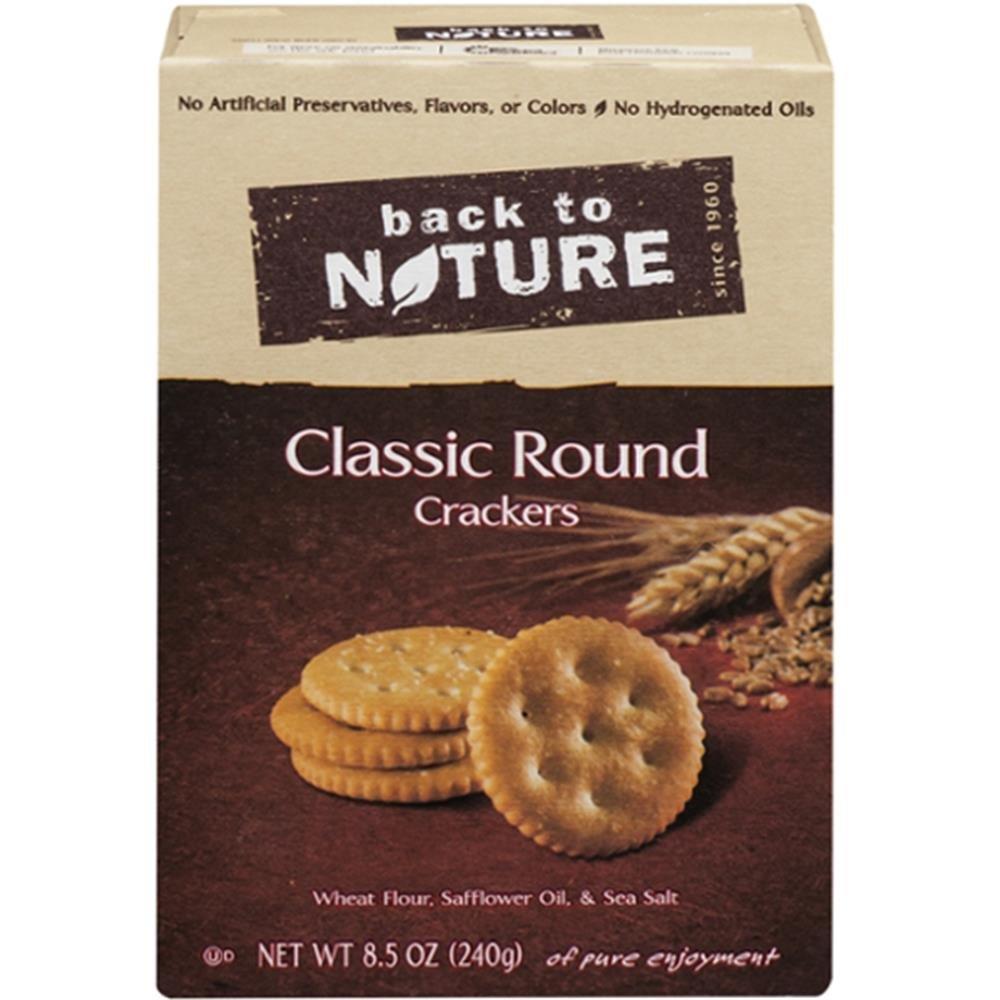 Back To Nature Cracker Classic Round
