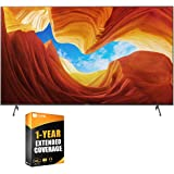 Sony XBR75X900H 75 inch X900H 4K Ultra HD Full Array LED Smart TV 2020 Model Bundle with Extended Care Package