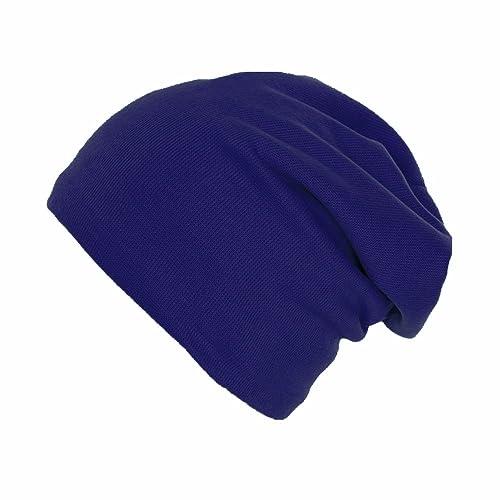 Jersey lungo berretto caldo cappello unisex tinta unita Trend invernali per uomini e donne