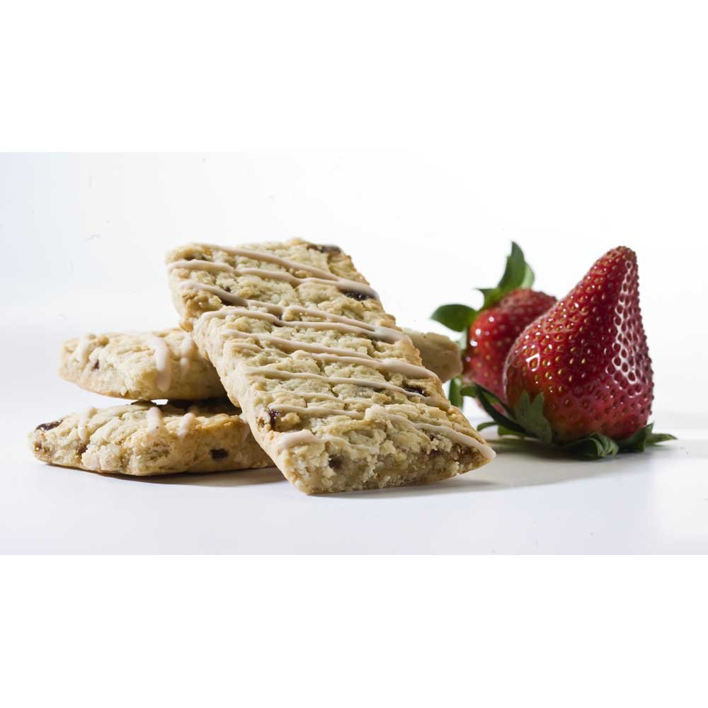 Darlington Farms Strawberry Oatmeal Bar, 2.4 Ounce -- 160 per case. by Darlington Farms