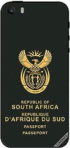 حافظة ايفون 5 - جنوب أفريقيا جواز السفر