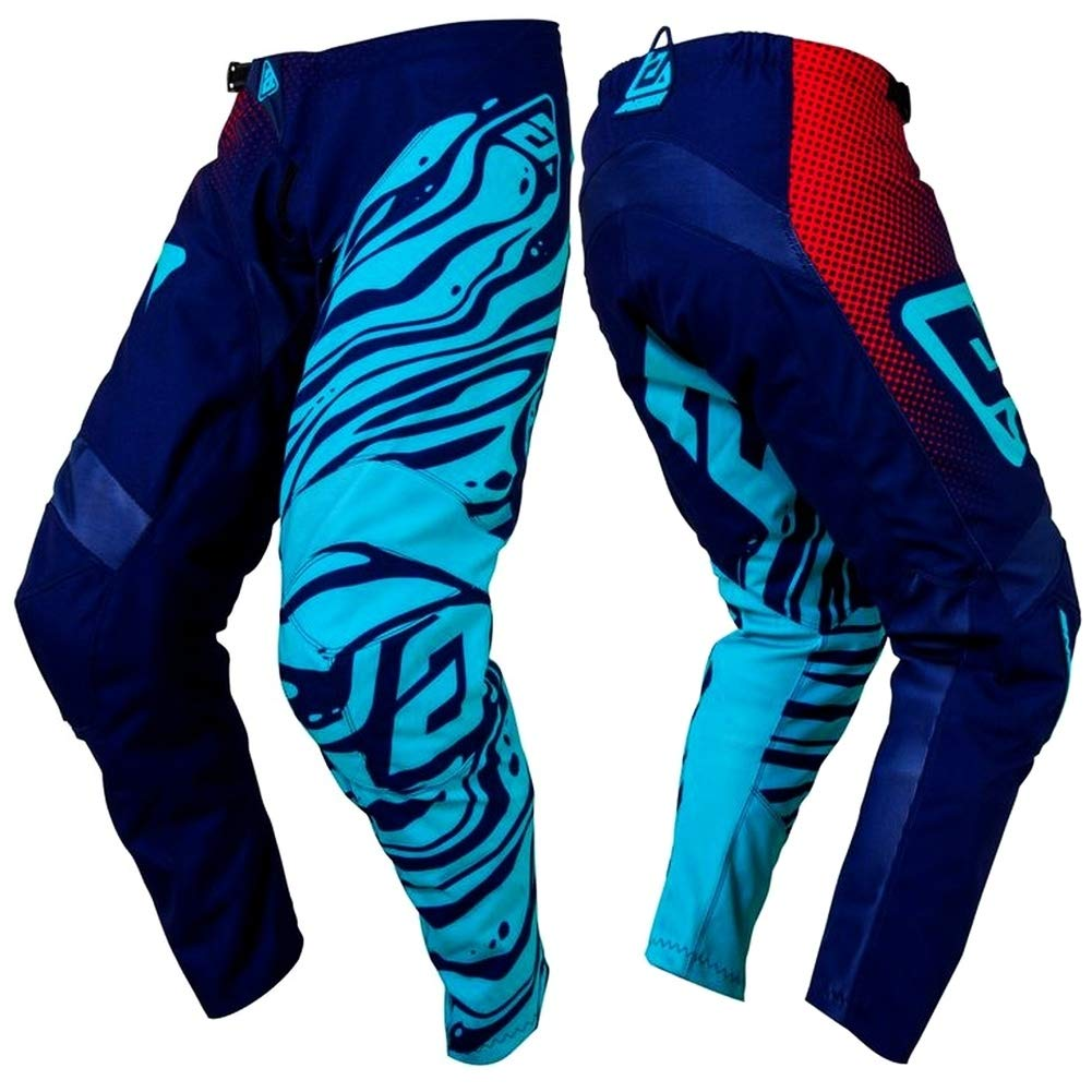 Answer 2019 Syncron Pants - Flow (32) (BLUE/INDIGO/RED)