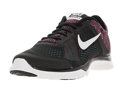 dd766edc6ce6 Nike Women s in-Season TR 5 BTS Black White Pnk Blast Hypr TRQ Training