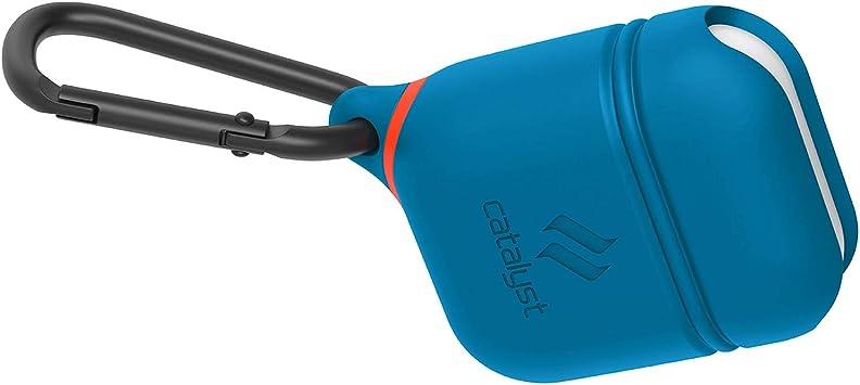 Accessoire Apple Etui Airpods Anti-Choc Housse Imperm/éable pour Apple Airpods 2 /& 1 R/ésistance Militaire aux Chocs Catalyst Coque Airpods /Étanche Phosphorescent Air Pods Waterproof Case