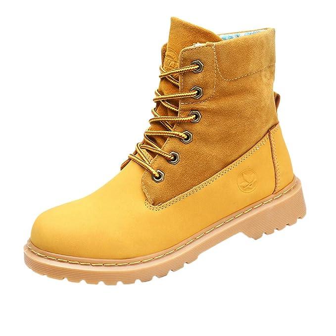 MYMYG Botas Militares Unisex Adulto Black Friday Invierno Zapatos Boots Botines Botas de Nieve Botas para Hombre Mujer: Amazon.es: Ropa y accesorios