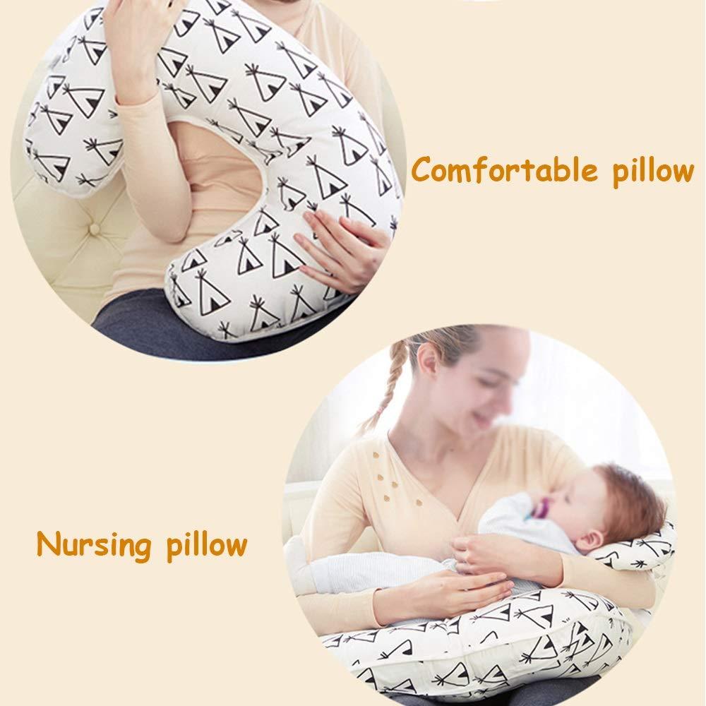 JUAN Pillow Almohada Embarazada Dormir y Cojin Lactancia ...