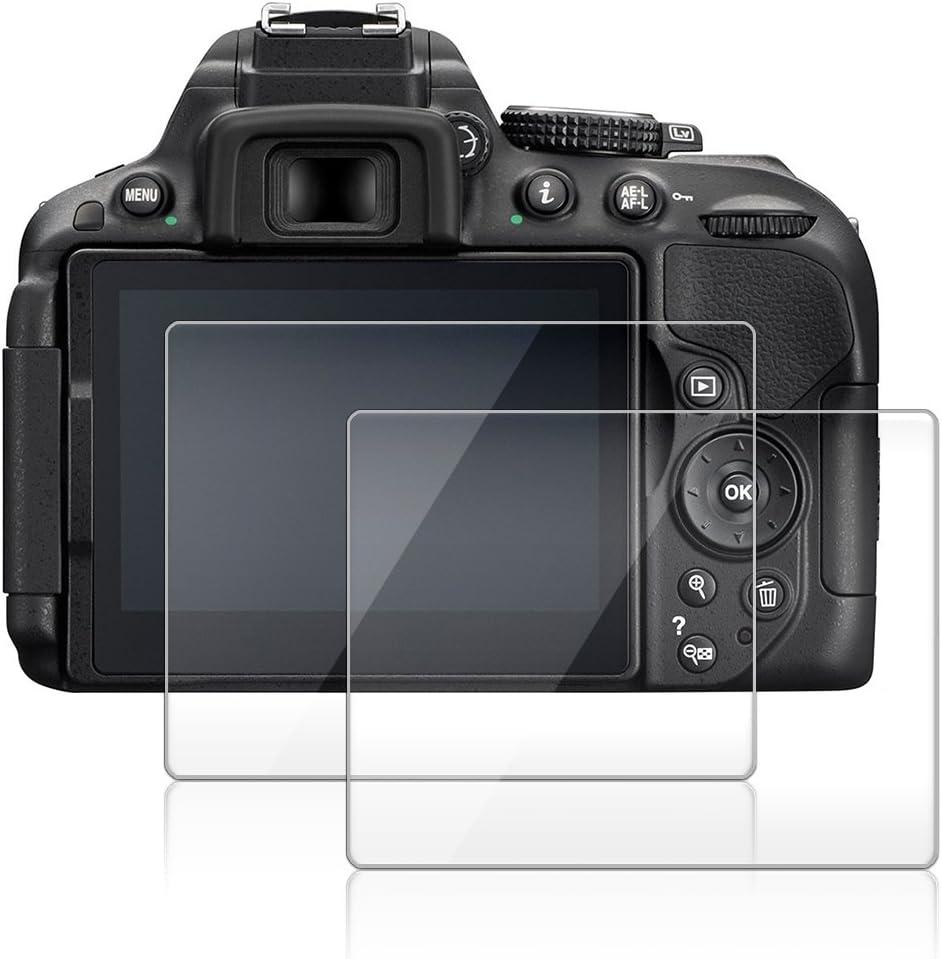 Protector de Pantalla para Nikon D5300 D5500 D5600, AFUNTA 2 ...