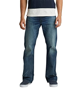 345ab85248b Silver Jeans Co. Men's Craig Bootcut Jeans at Amazon Men's Clothing ...