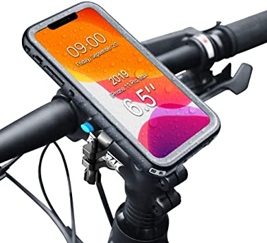 SPORTLINK Soporte Movil Bicicleta para iPhone 11 Pro MAX: Amazon ...