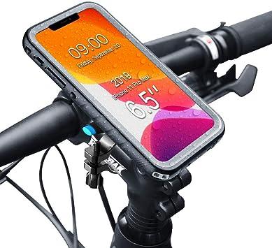 SPORTLINK Soporte Movil Bicicleta para iPhone 11 Pro MAX: Amazon ...