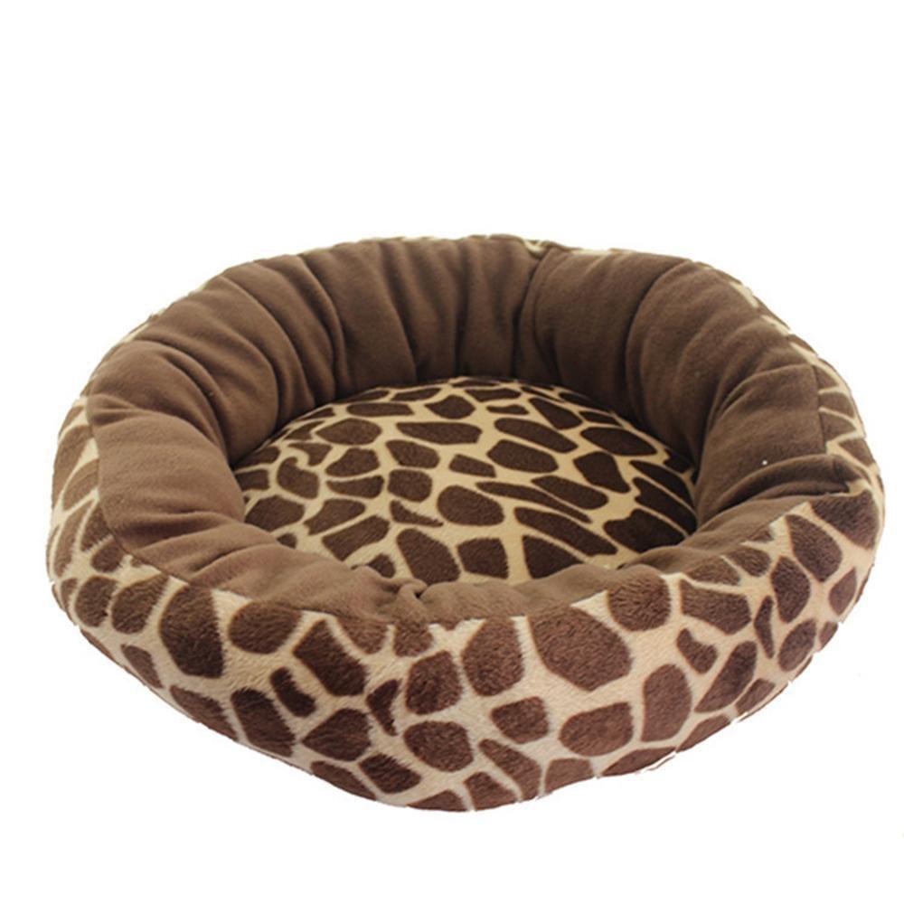 Dixinla Pet Bed Pet Mat Cloth Kennel Cat Nest, 52  52  16cm