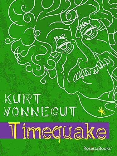Timequake by [Vonnegut, Kurt]