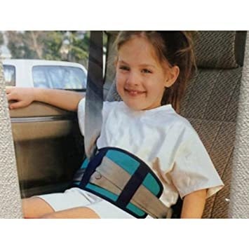 Baby Adjuster Cover Kids Children Belt Safety Harness Car Clip Seat Strap Pad UK