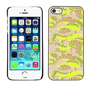 Print Motif Coque de protection Case Cover // V00002044 modelo abstracto estilo de dibujo // Apple iPhone 5 5S 5G