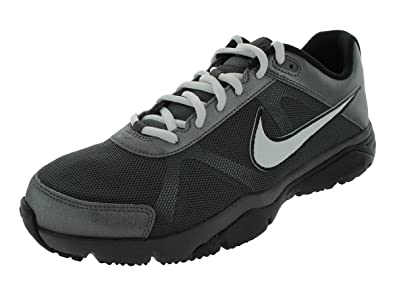 huge selection of 37fc0 055c8 Nike Men s Dual Fusion TR III Training Shoes 8 (MTLC Dark Grey White Black)   Buy Online at Low Prices in India - Amazon.in