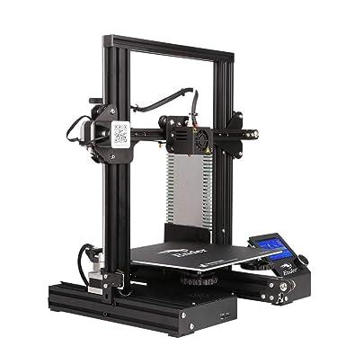 Creality 3d® Ender-3 V-de La Ranura De La Prusa I3 Diy Kit De ...