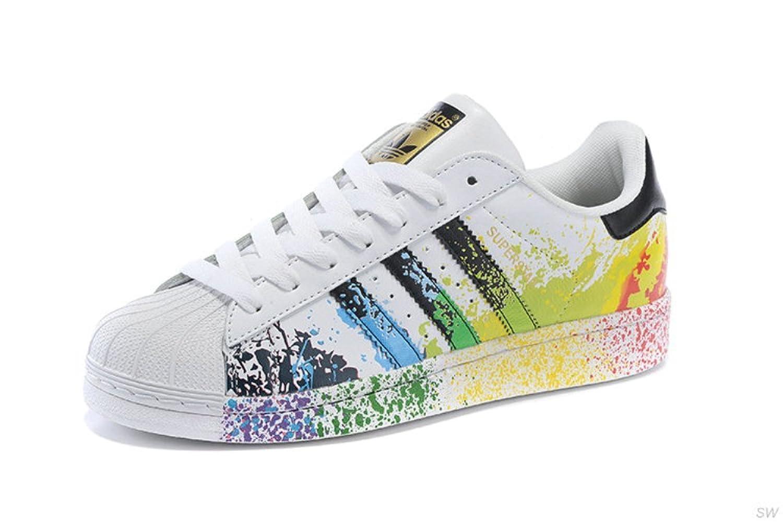 Adidas Originals Chaussures Pack De Fierté Superstar Des Hommes YV4LKwLfK