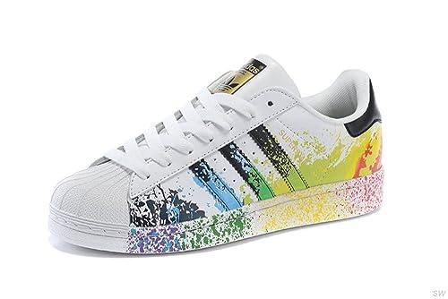 | adidas Originals Men's Superstar Pride Pack