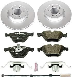 Power Stop ESK868 Front Euro-Stop Brake Kit BMW