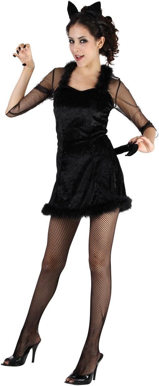 Boland 87189 - Disfraz de gata para mujer: Amazon.es: Juguetes y ...