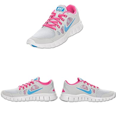 reputable site e3dcd 1351c Amazon.com | Nike Free 5.0 (GS) Girls Running Shoes (7Y ...