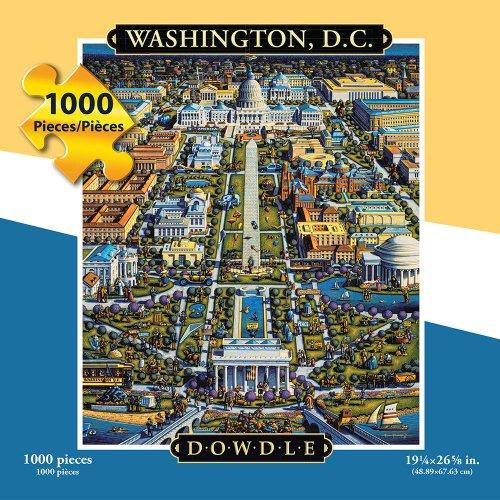 1000 piece puzzles dowdle - 2