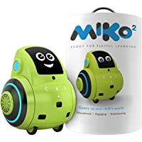 Miko 2: Playful Learning STEM Robot | Programmable + Voice Activated AI Tutor + Autonomous + Educational Games | 30…