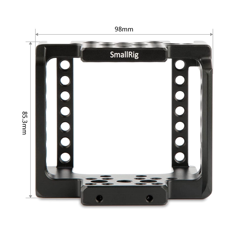 SMALLRIG BMMCC/BMMSC Cage Jaula para Blackmagic Micro Cinema ...