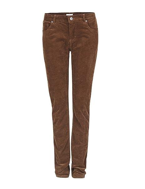 5f73ce3561b0 Brigitte von Boch - Donna - Fowler Pantaloni di velluto a coste Slim Fit,  Größe