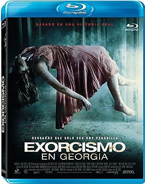 Exorcismo En Georgia Blu Ray Amazon Es Abigail Spencer Tom Elkins Abigail Spencer Cine Y Series Tv