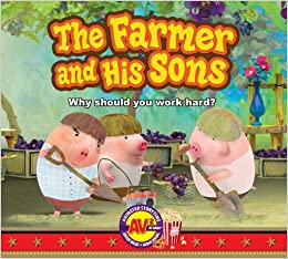The Farmer and His Sons (Av2 Animated Storytime: Aesop's