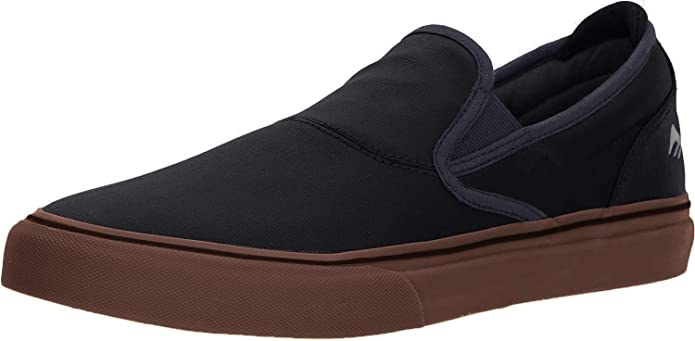 Emerica Wino G6 Slip-On Sneakers Herren Marineblau/Gum
