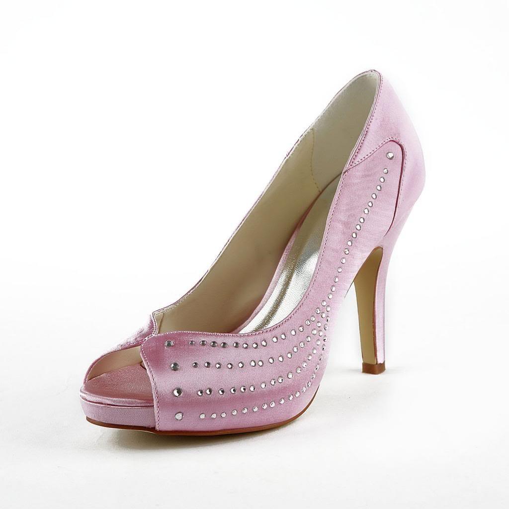 Jia Jia Wedding 37035 Escarpins chaussures de B01M5EMU7E mariée 37035 mariage Escarpins pour femme Rose bde382e - piero.space
